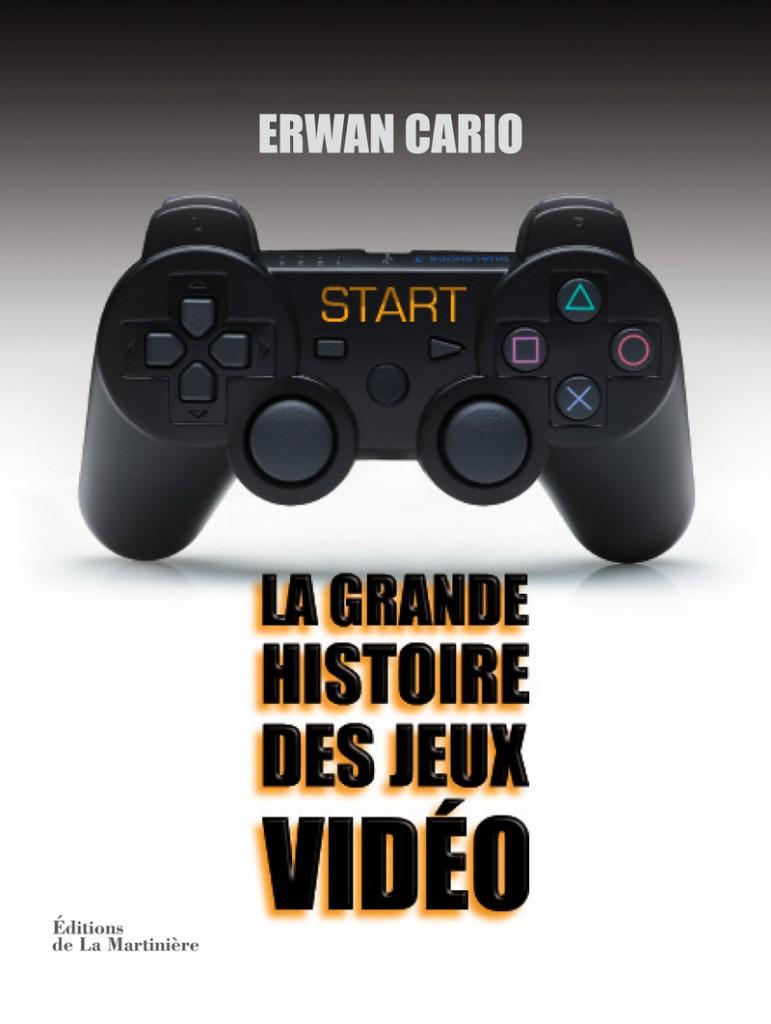 La grande histoire des jeux vidéos