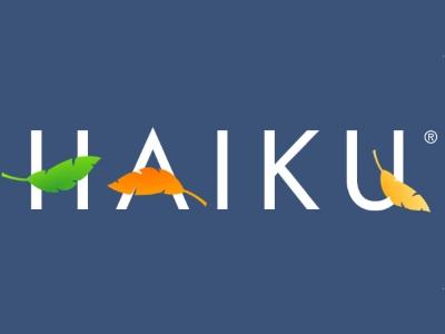 Haïku. L'OS qui rappelle le bon vieux temps…